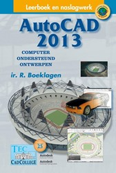 AutoCAD -computer ondersteund ontwerpen Boeklagen, R.