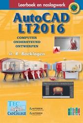 AutoCAD LT2016 -computer ondersteund ontwerpen Boeklagen, Ronald