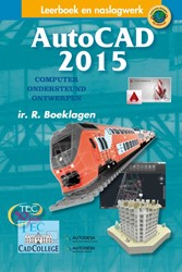 AutoCAD -computer ondersteund ontwerpen Boeklagen, Ronald