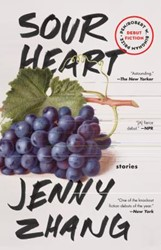 Sour Heart -Stories Zhang, Jenny