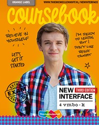 New Interface 4 vmbo-k Coursebook Orange
