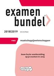 Examenbundel -Jouw beste voorbereiding op je examen in 2019 Poeze, E.A.