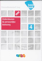 Basisboek Ondersteunen bij persoonlijke Berg, Femke van den