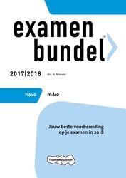 Examenbundel havo Management & Organ Maurer, A.