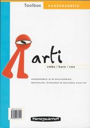 Arti -materialen, technieken en beel dende aspecten voor handenarbe Luiten, B.
