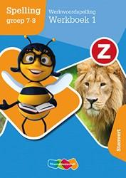 Z-Taal -Werkwoordspelling 1 Werkboek g roep 7/8 Stenvert