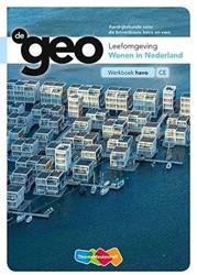 De Geo bovenbouw havo 5e editie werkboek