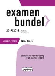 Examenbundel vmbo-gt/mavo Nederlands 201 Reints, M.