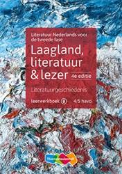 Laagland Literatuurgeschiedenis Meulen, Gerrit van der
