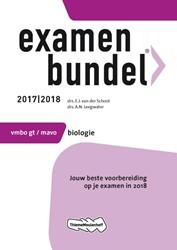 Examenbundel Biologie 2017/2018 -jouw beste voorbereiding op je examen in 2018 Schoot, E.J. van der