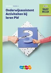 Onderwijsassistent Activiteiten bij lere -traject Welzijn Midde, R.F.M. van
