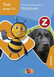 Z-Taal NT2-blok Woordenschat A Werkboek -stenvert