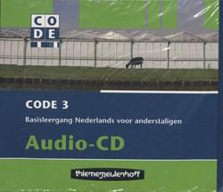 CODE 3 AUDIO-CD -BASISLEERGANG NEDERLANDS VOOR ANDERSTALIGEN BOERS