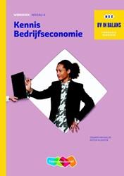 Kennis bedrijfseconomie werkboek Balen, Edward van