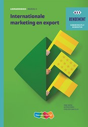 Internationale marketing en export Berg, Inge