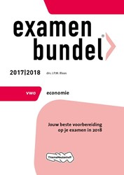 Examenbundel Economie Blaas, J.P.M.