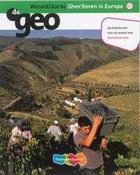 De Geo -(over)leven in Europa Bulthuis, J.H.