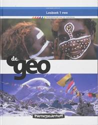 De Geo Lesboek -aardrijkskunde voor de onderbo uw Brinke, W.B. ten
