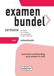 Examenbundel vwo natuurkunde -jouw beste voorbereiding op je examen in 2018 Krant, O.G.
