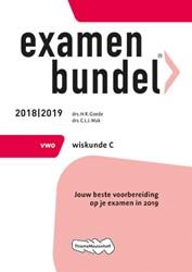 Examenbundel vwo Wiskunde C 2018/2019