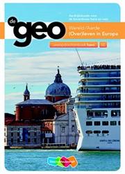 Wereld/Aarde De Geo bovenbouw (Over)leve -aardrijkskunde voor de bovenbo uw havo en vwo Jutte, F.