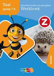 Z-taal Puzzelen met spreekwoorden en gez -ajodakt