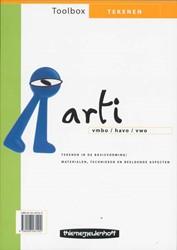 Arti -materialen, technieken en beel dende aspecten voor tekenen in Bakker, M.