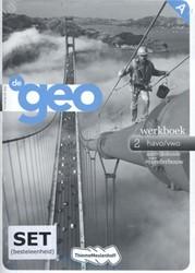 De Geo -aardrijkskunde voor de onderbo uw Brinke, W.B. ten