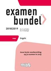 Examenbundel vwo Engels 2018/2019