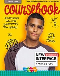 New Interface 4 vmbo-gt Coursebook Yello