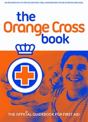 Oranje Kruisboekje Theorieboek Engels 27 -the official guidebook for fir st aid