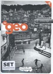 De Geo -aardrijkskunde voor de onderbo uw Jutte, F.