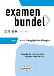 Examenbundel Maatschappijwetenschappen Poeze, E.A.