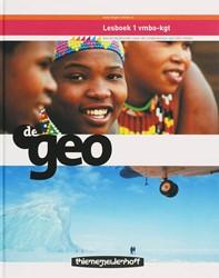 De Geo aardrijkskunde -voor de onderbouw van het vmbo Brinke, W.B. ten