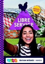 Libre Service -Frans voor de tweede fase Frijters-Getkate, Nardy
