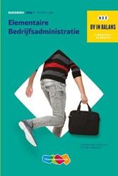 Basisboek elementaire bedrijfsadministra Heeswijk, Gerard van