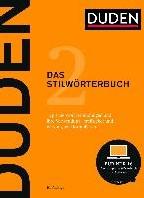 Duden - Das Stilworterbuch -Typische Wortverbindungen und ihre Verwendung - treffsicher