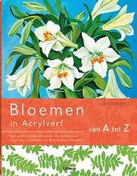 BLOEMEN IN ACRYLVERF VAN A TOT Z 1