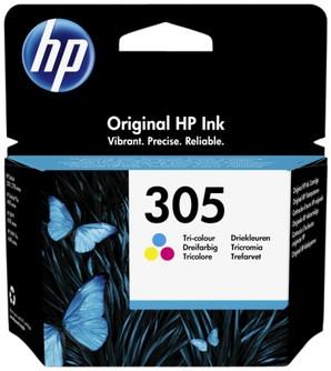 INKCARTRIDGE HP 305 3YM60AE 3 KLEUREN -HP INKJET 3822986