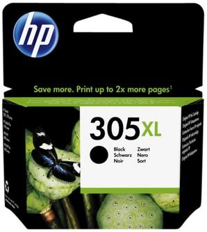 INKCARTRIDGE HP 305XL 3YM62AE ZWART -HP INKJET 3823002