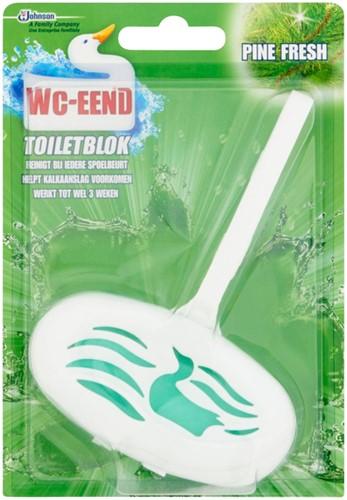 TOILETBLOK WC-EEND PINE EN FRESH -REINIGINGSMIDDELEN 34926279