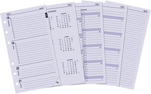 AGENDAVULLING 22-23 KALPA PERSONAL -AGENDA INTERIEURS 6217-22-23 STANDAARD 7/2