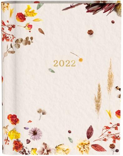 AGENDA 2022 FLOWERS CREME -AGENDA'S BTC 524683