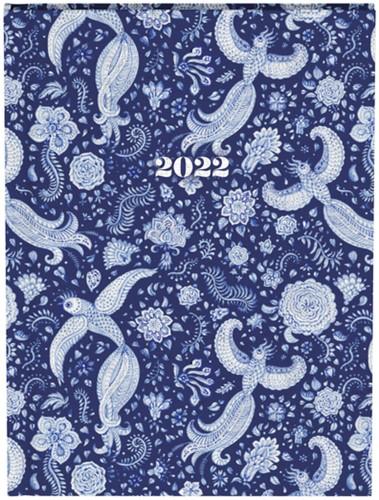 AGENDA 2022 INDIGO BLUE -AGENDA'S BTC 523969