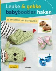 LEUKE & GEKKE BABYBOOTIES HAKEN 1