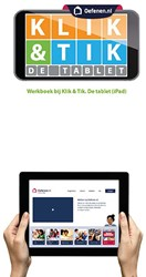 Klik & Tik De tablet (iPad) -werkboek bij Klik & Tik. D blet (iPad) Bohnenn, Ella