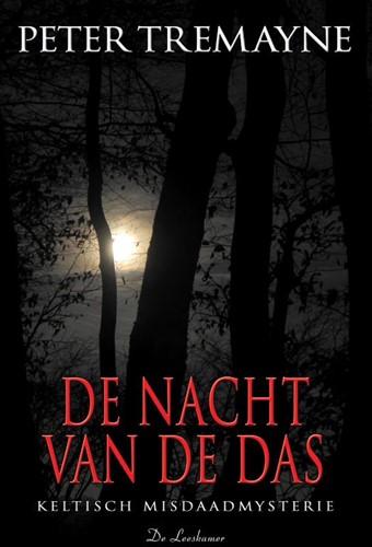 De nacht van de das -een Keltisch misdaadmysterie Tremayne, Peter