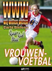 WWW-Sport, spel & dans Vrouwenvoetba Gielens, Carla