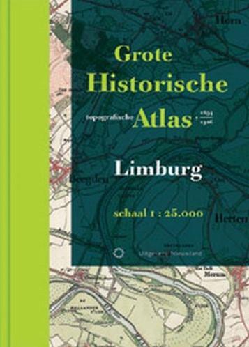 Grote Historische Topografische Atlas -1905 1:25.000 LEIJTENS, K.