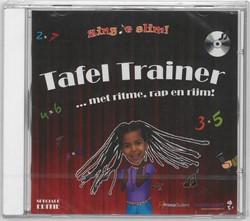 *Zing je Slim - Tafeltrainer cd S.E. (ZJ -met ritme, rap en rijm!